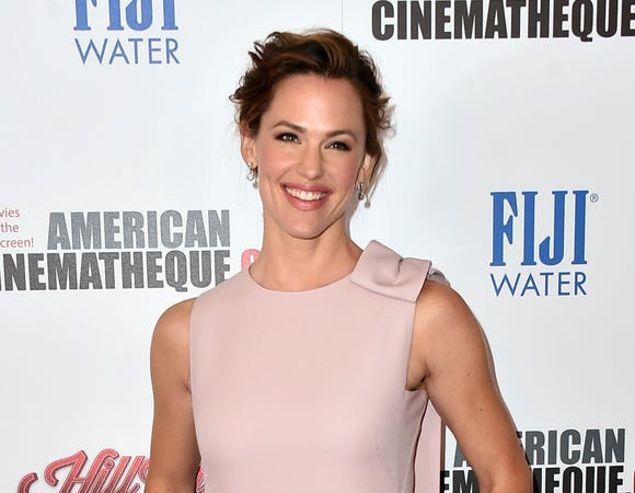 Jennifer Garner is letting a wardrobe malfunction get her down.