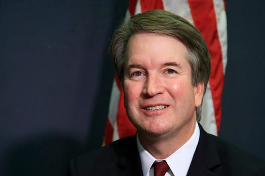 Ap Supreme Court Kavanaugh Profile A File Usa Dc