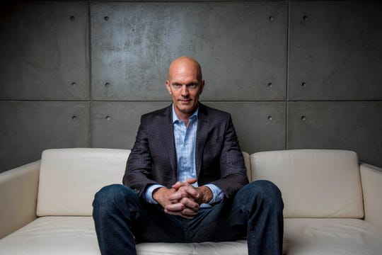 Jeff Novitzky is the former federal agent who led the raid on BALCO. He now oversees the anti-doping program at the UFC.