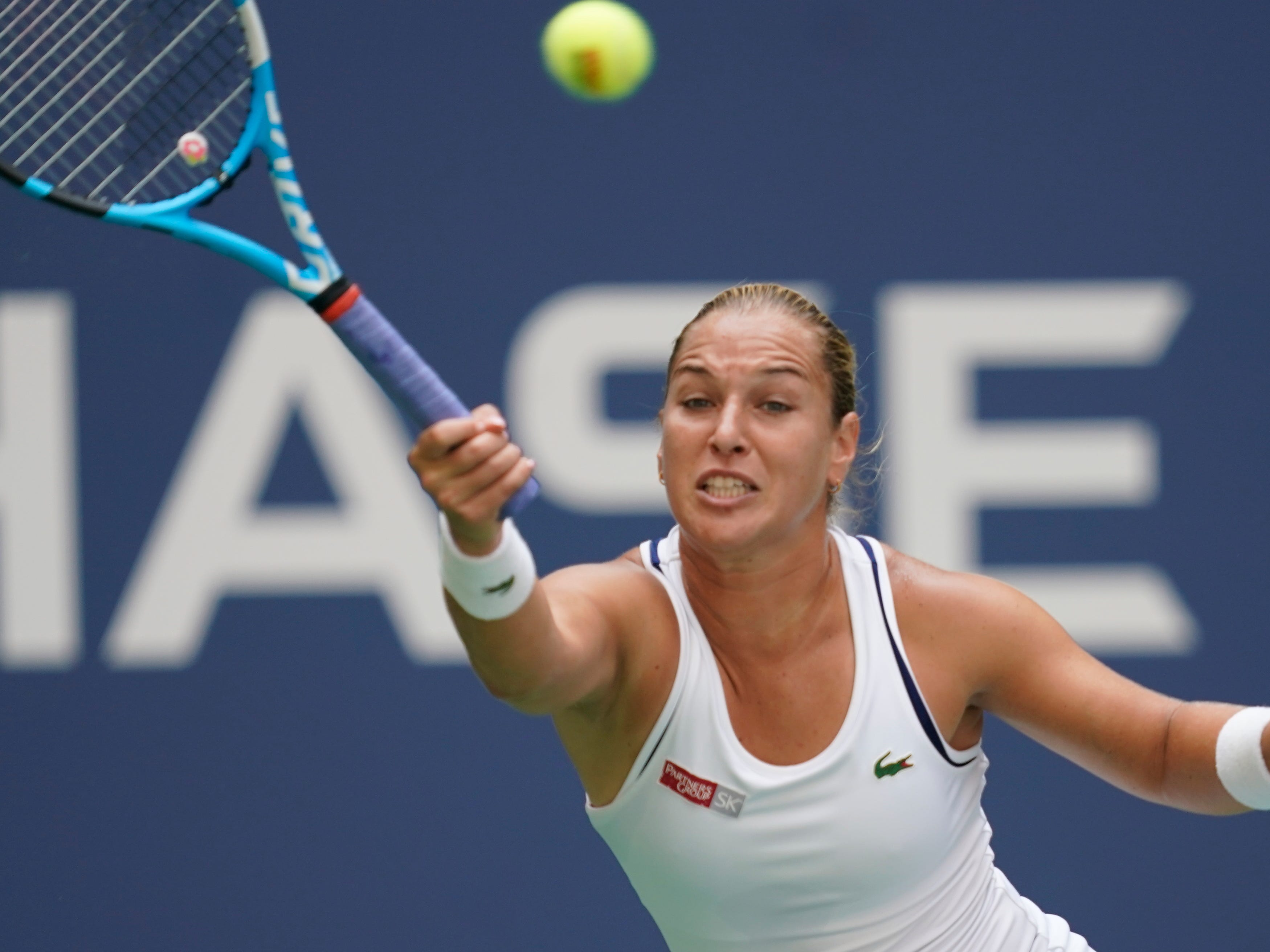 Dominika Cibulkova returns to Madison Keys.