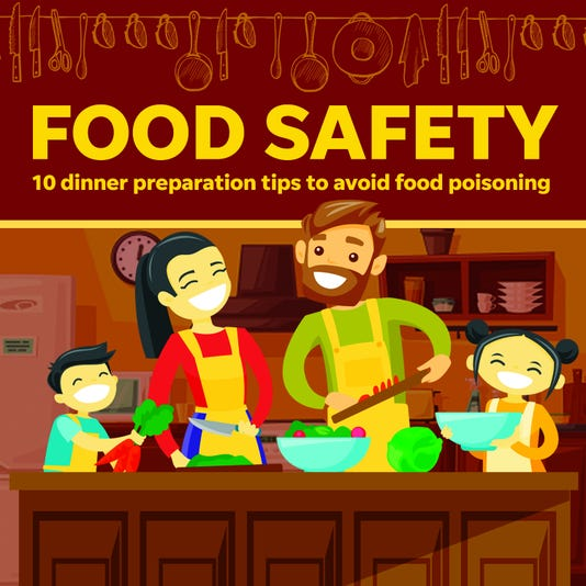 Food Poisoning Prevention Advice From Fvtc Culinary Arts Teachers