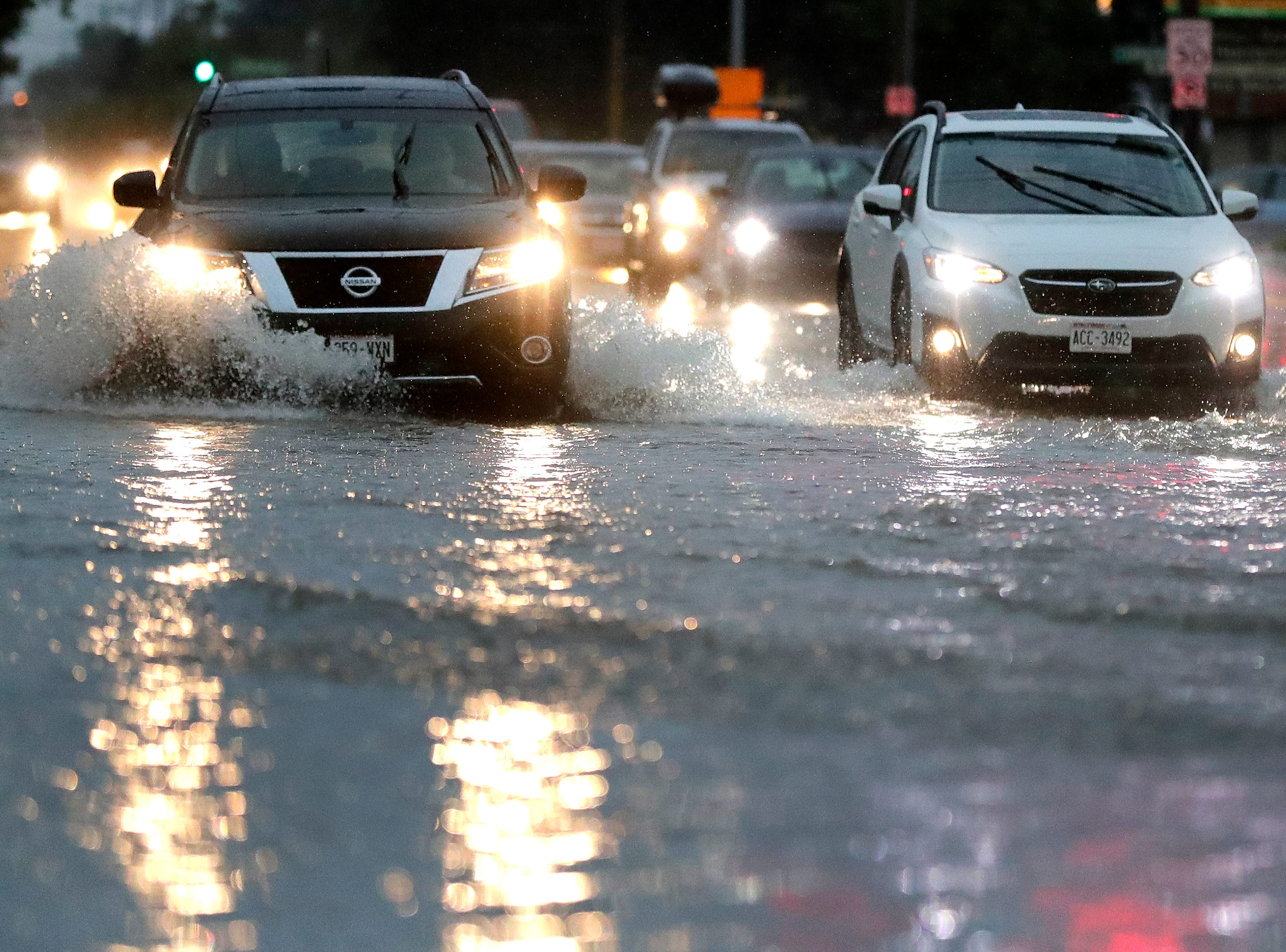 Record rainfall hit cities across Wisconsin in 2018