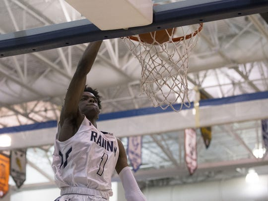 Ranney School senior guard Bryan Antoine is one of the top players in the state of New Jersey