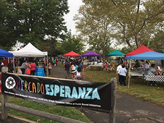 Mercado Esparanza, a community market, will take place Sept. 23 and Oct. 14 in New Brunswick.