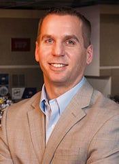 New Texas A&M-Kingsville Director of Athletics Steve Roach