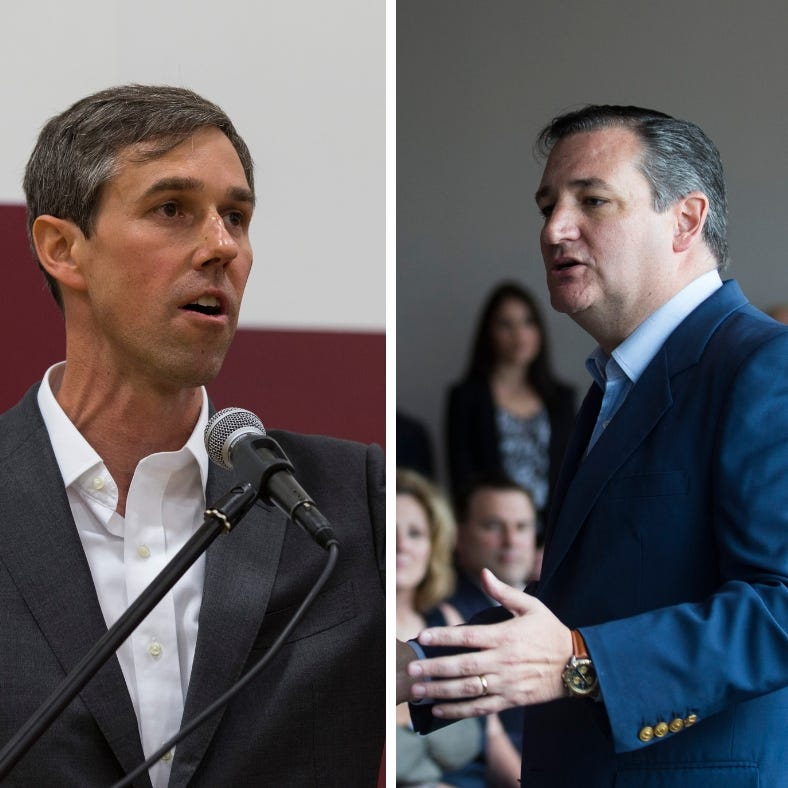 Ted Cruz says Beto O'Rourke 'quick to blame' Amber Guyger in Dallas police shooting