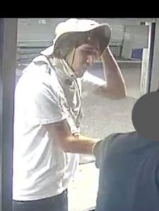 Collingswood police are asking the public to help identify a man who may be connected to a pair of armed robberies on Crescent Boulevard on Sept. 3 and Sept. 4.