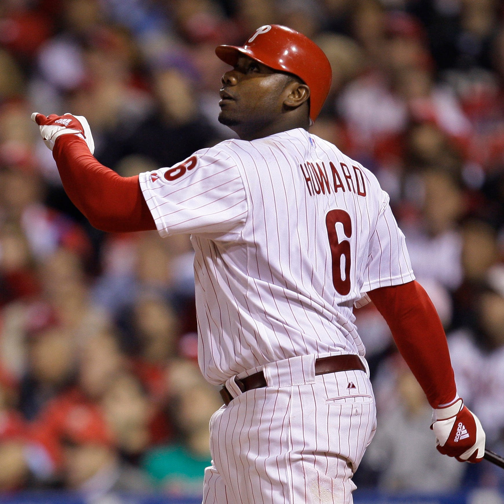 Phillies great Ryan Howard announces his retirement