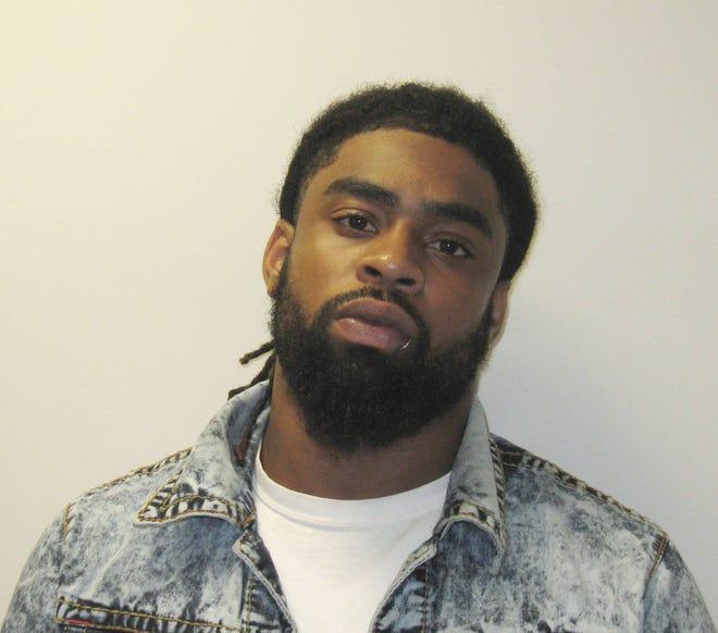 Murder suspect Douglas Lewis