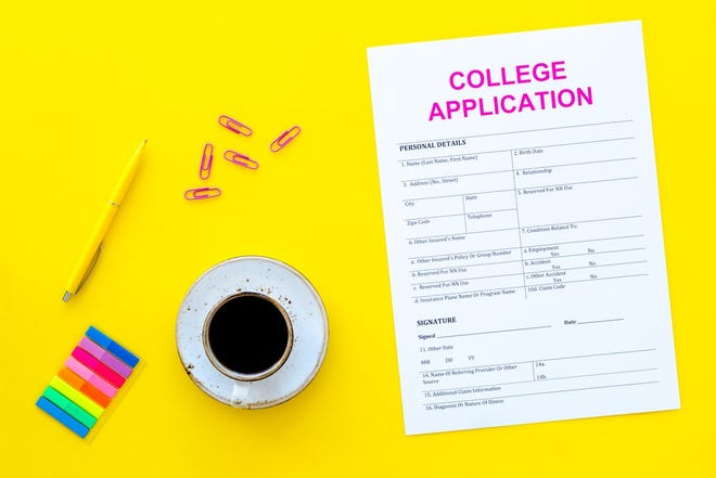 10 tips for filing impressive college applications