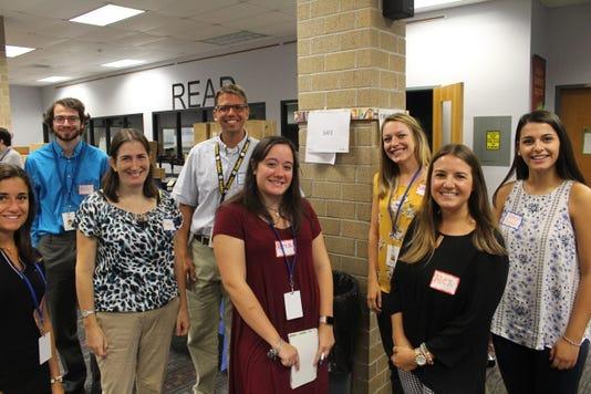 Warren Township Schools welcome new staff