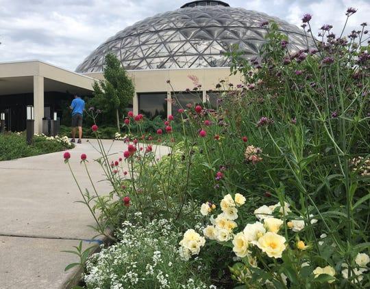 The Greater Des Moines Botanical Garden