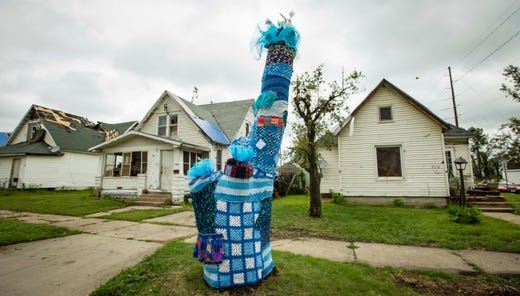 Iowa Tornado Marshalltown Decides If And How To Rebuild