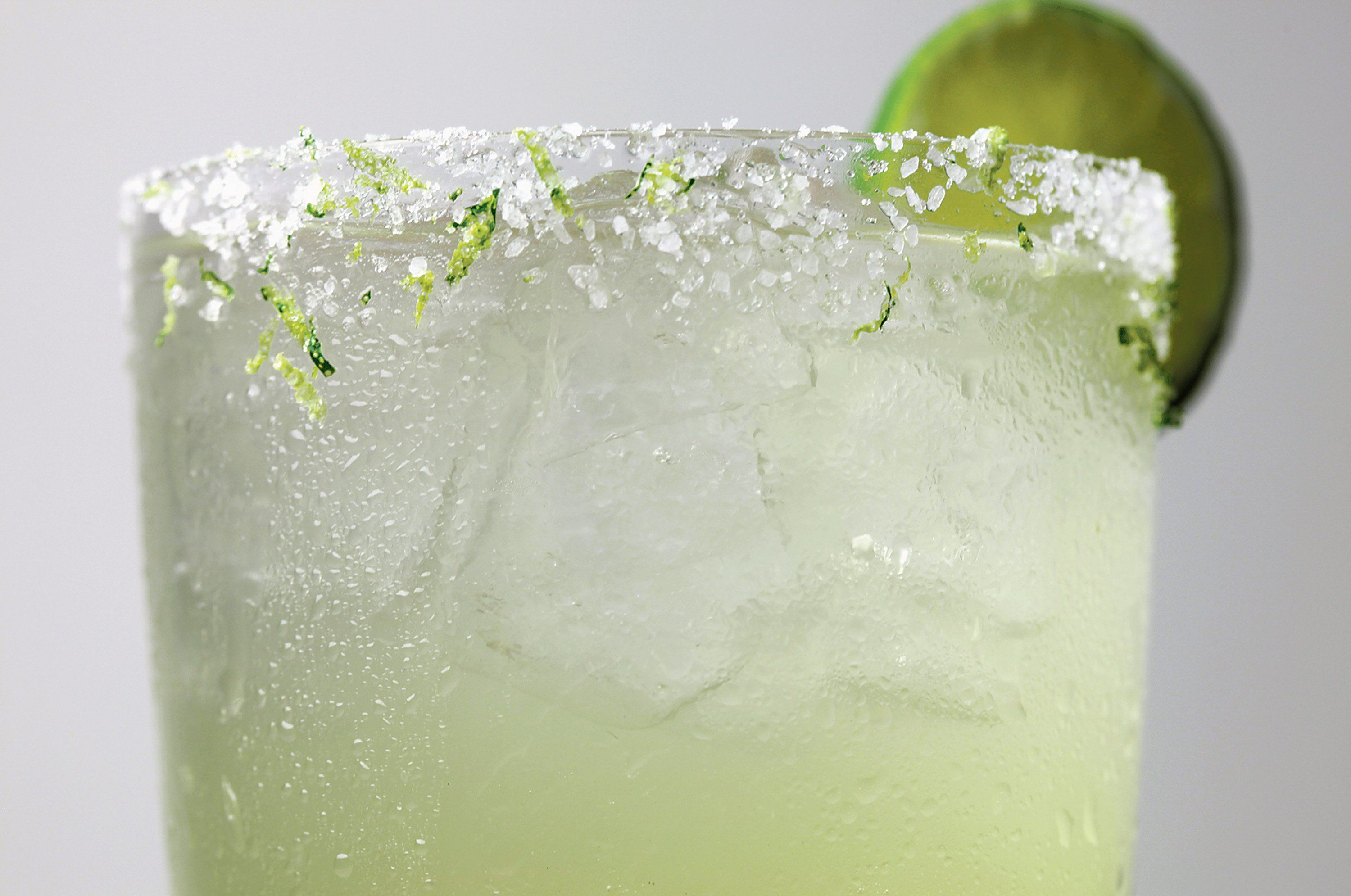 "If you must make margaritas for Cinco de Mayo, Marcela Valladolid, host of Food Network's ""Mexican Made Easy,"" recommended trying something unique for margaritas. (Jarrad Henderson/Detroit Free Press/MCT)"