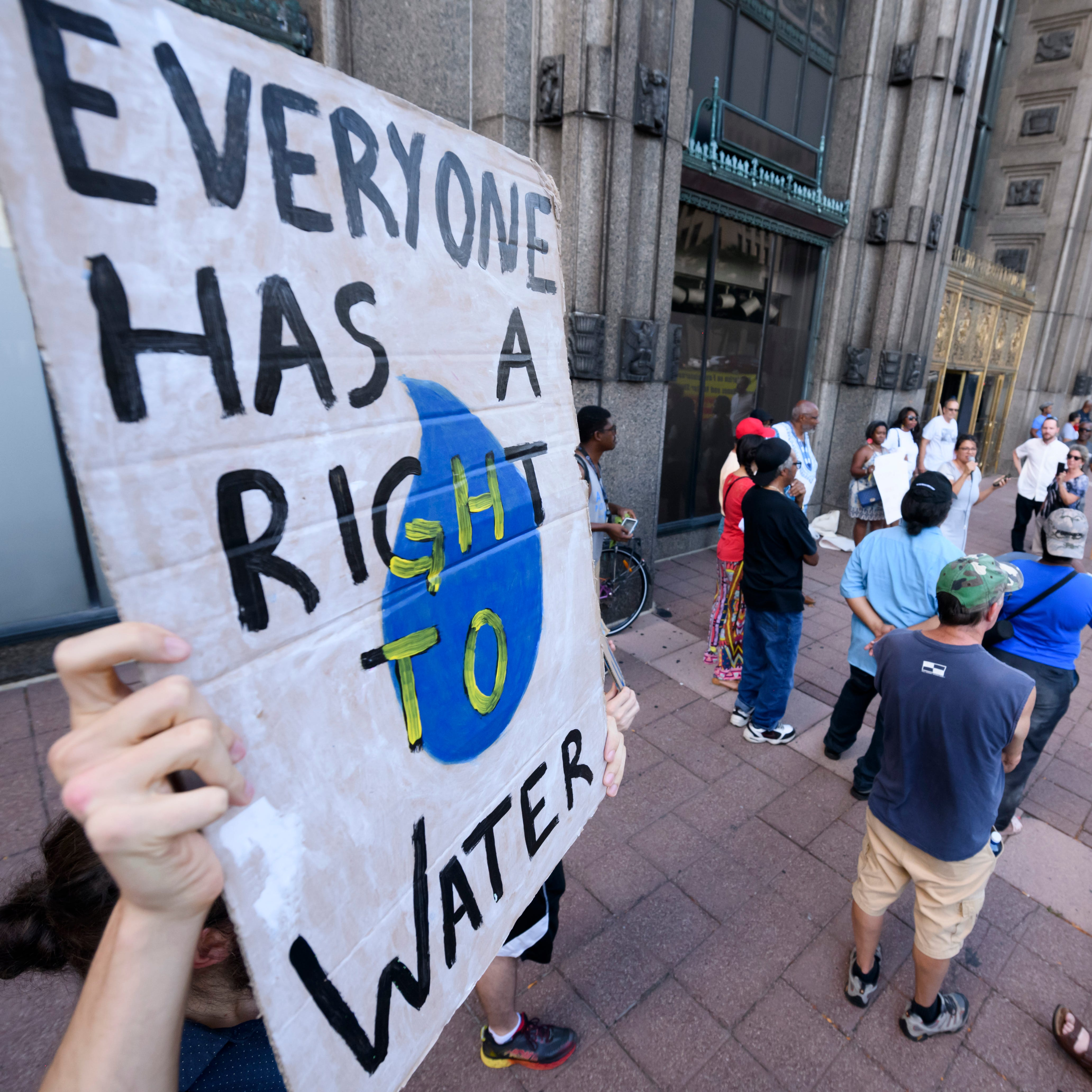 More than half of Detroit's schools have tainted water from lead, copper