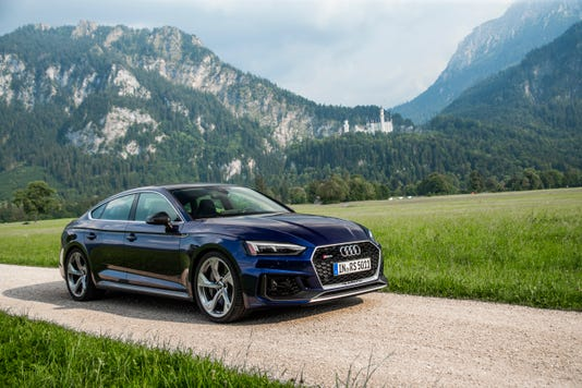 Audi A5 Sportback Looks Performance And Utility