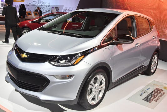 Chevy Bolt 2