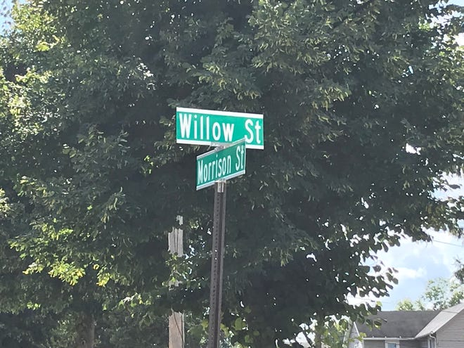 Willow Street in Fremont.