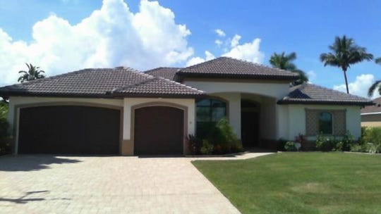 This home at 1920 SE 9th Terrace, Cape Coral, recently sold for $539,900.