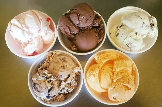 Eats and Treats offers Love Boat ice creams at its two locations in south Fort Myers.