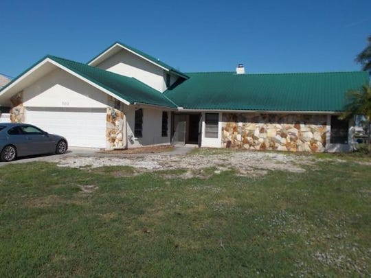 This home at 703 SW 53rd Terrace, Cape Coral, recently sold for $450,000.