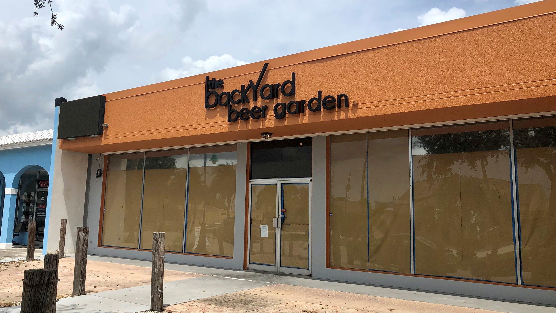 Backyard Beer Garden Opening Soon In Cape Coral?