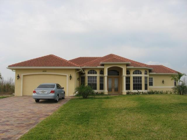 This home at 4330 Gulfstream Pkwy., Cape Coral, recently sold for $670,000.