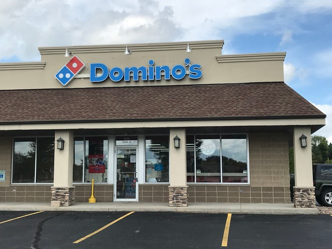 Domino's Pizza has opened a new location at 2530 Lineville Road, Suite 2, in Suamico.