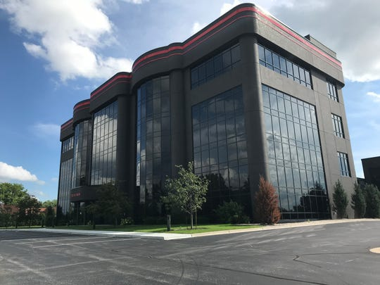 Capital Credit Union purchased the former Sparknet building on West Main Avenue in Ashwaubenon in August 2018. The credit union plans to consolidate some of its office operations into the building.