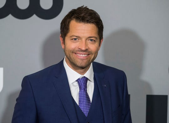 "Misha Collins will attend a ""Supernatural"" convention Sept. 22 at the Indianapolis Marriott Downtown."