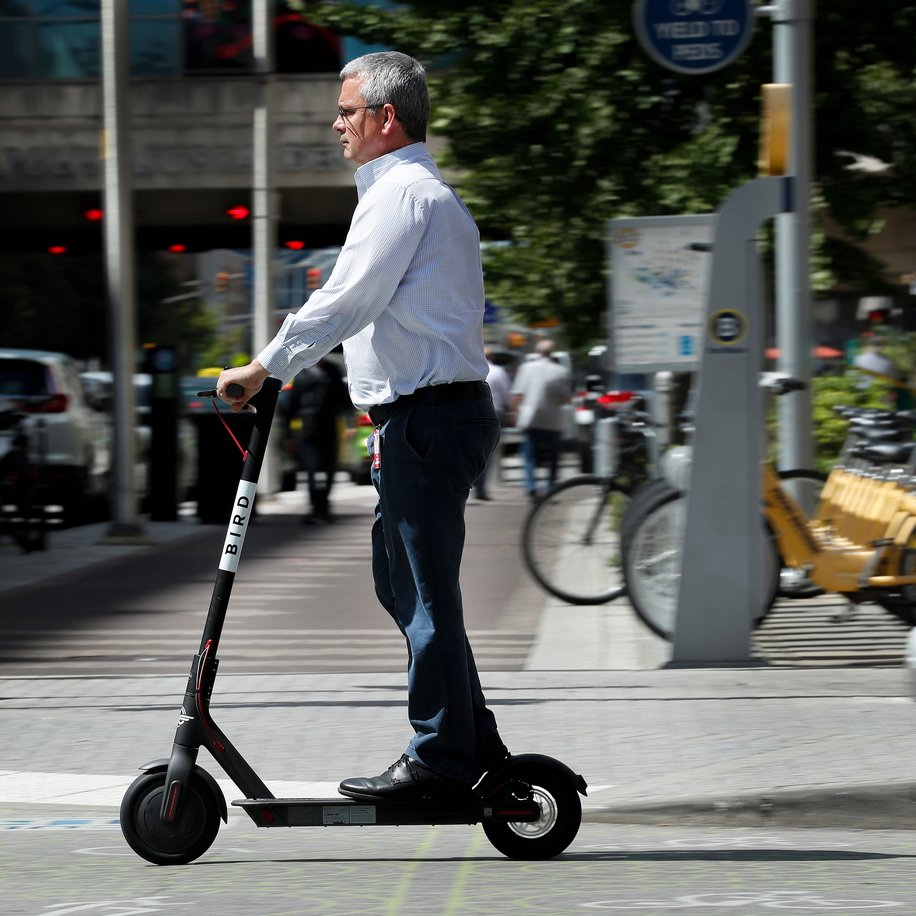 INDOT: Keep electric scooters off the highway