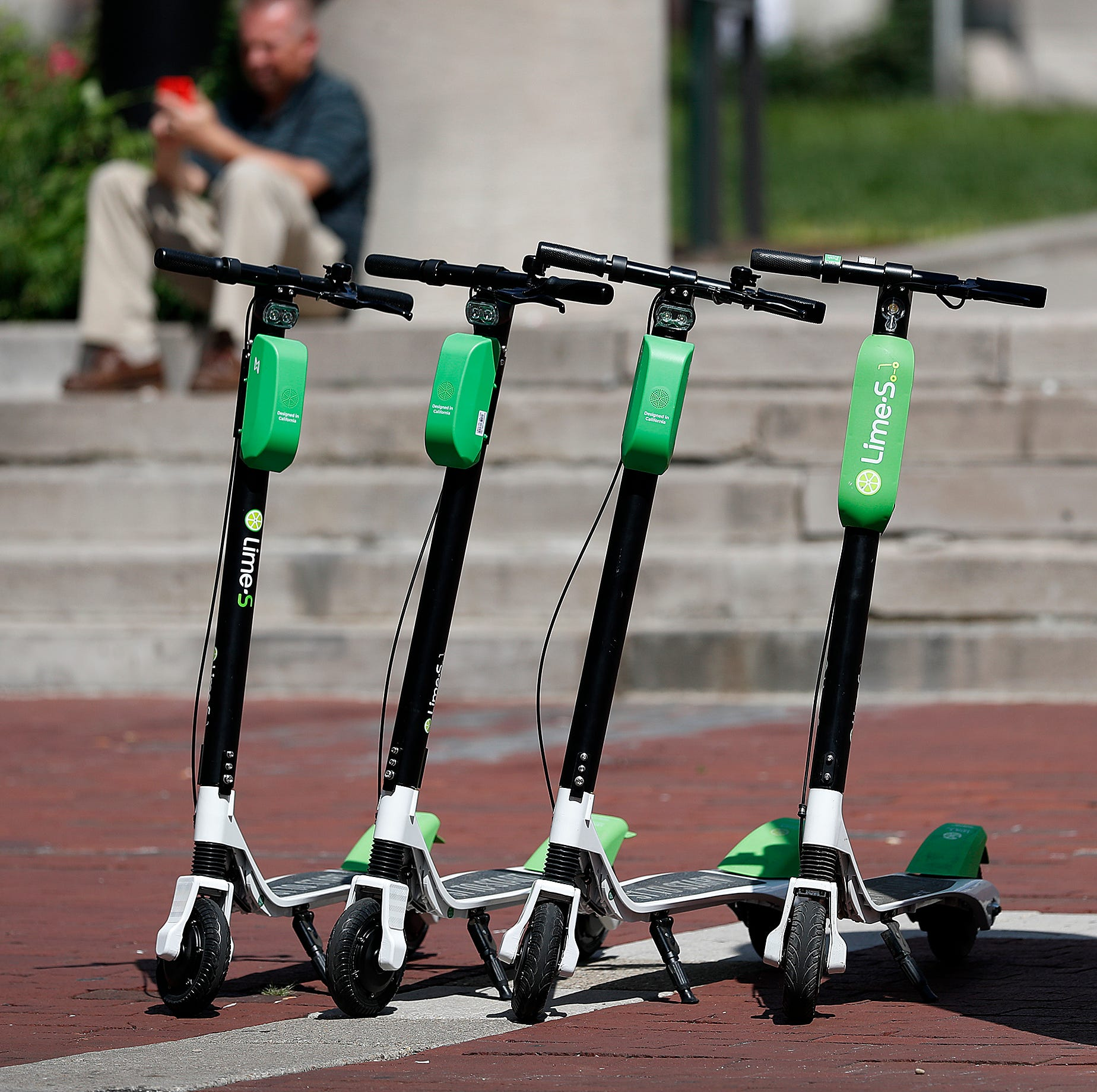 Lime investigating scooters that could break apart during rides
