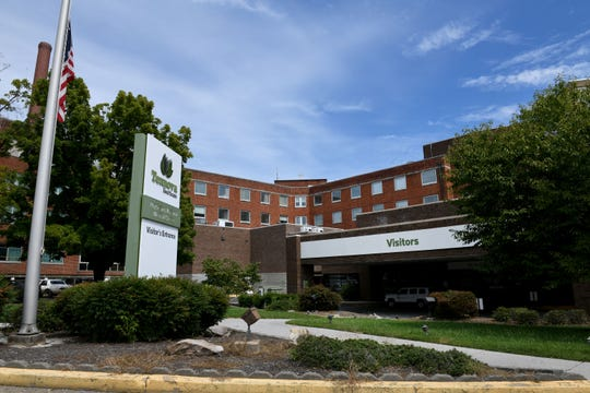 The city of Knoxville is in talks with Tennova for possibly purchasing space at the soon-to-be-abandoned Physicians Regional hospital, formerly known as St. Mary's, for the planned KPD/KFD headquarters. September 4, 2018.