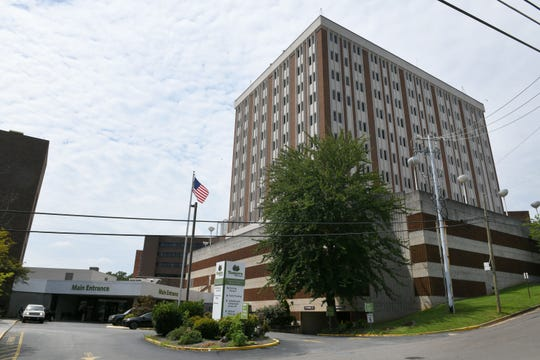 The city of Knoxville is in talks with Tennova for possibly purchasing space at their soon to be abandoned St. Mary's site for their planned KPD/KFD headquarters Tuesday, September 4, 2018.