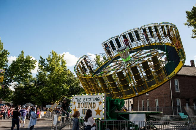The 13th annual St. Boniface Germanfest has been canceled amid weather concerns.