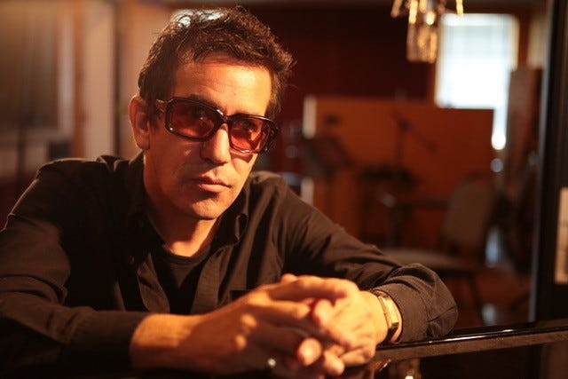 A.J. Croce brings a mix of his father's music and other influences to the Delphi Opera House on Saturday night.
