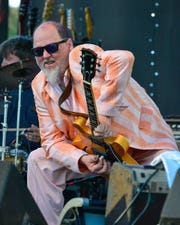 Austin band Shinyribs, led by former Gourds frontman Kev Russell, heads up the 4th Annual Field Day set for 2-7 p.m. Sunday at Maclay Gardens.