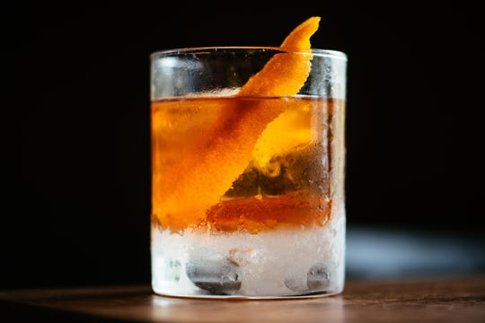 The POUR Old Fashioned