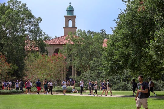 Louisiana State University is the highest ranked school from the state on Washington Monthly's annual College Guide and Rankings, which bases scores on contributions to social mobility, research and service.