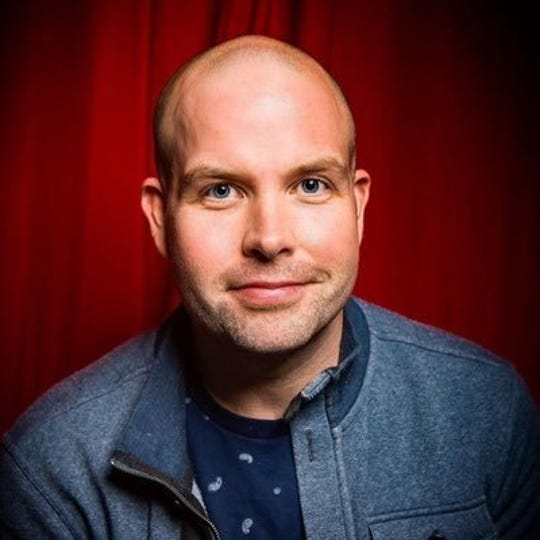Comedian Daniel Van Kirk will perform at The Wurst Biergarten on Sept. 21.