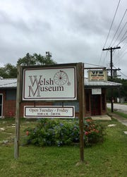 Get your history fix at the Welsh Museum while following the Flyway Byway through Jeff Davis Parish.