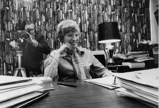 Carol Sutton 1974