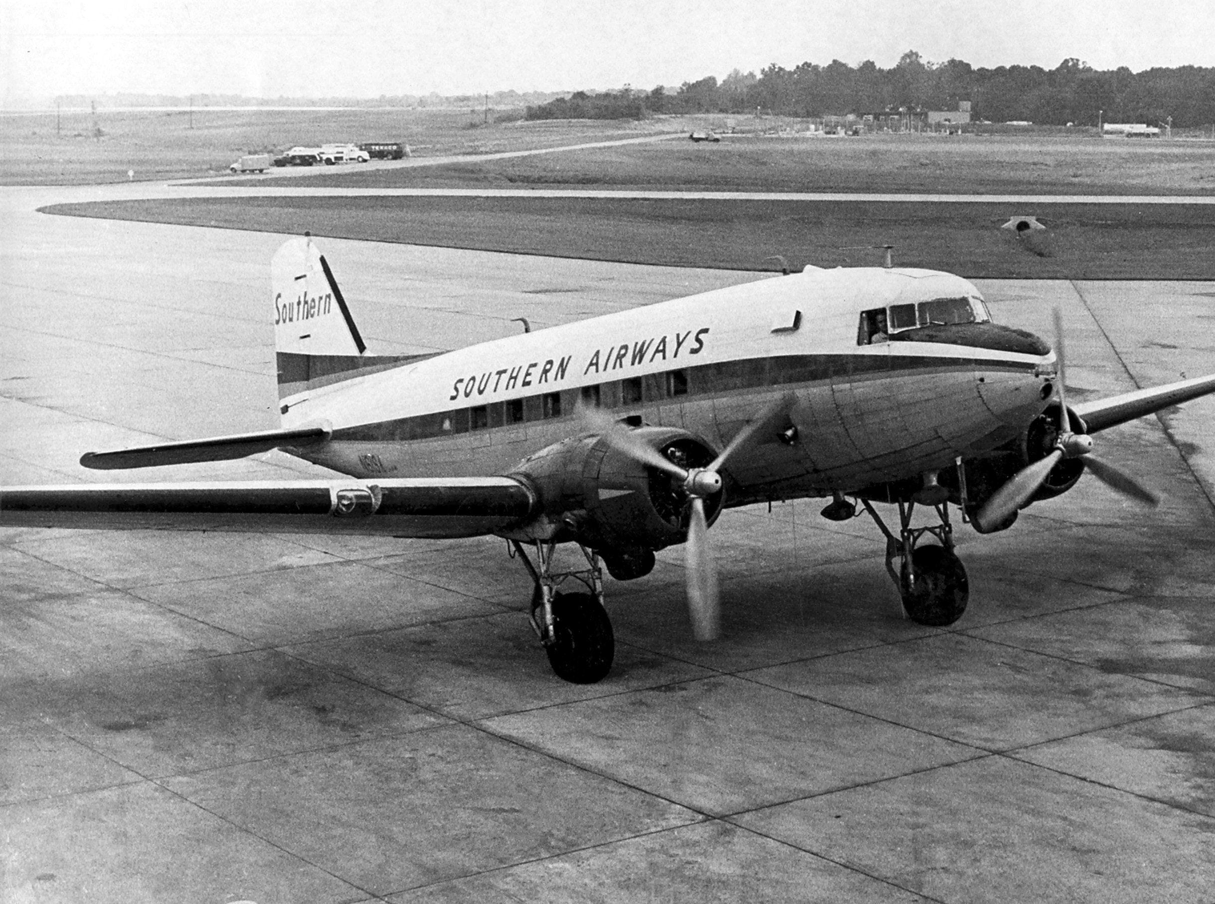Southern Airways Flight 240 was to depart Dothan, Ala., at 6:55 a.m. July 31, 1967, making stops in Montgomery, Birmingham and Florence-Sheffield before its 10:20 scheduled arrival in Memphis. Because of mechanical problems, the plane was flown back to Memphis from Birmingham, with the remaining stops canceled. That would be the airline?s last scheduled flight of a DC-3, the last of 26 owned by Southern. The planes will be sold to make way for the airline?s DC-9 jets.