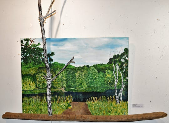 Art derived from nature is the love of artist Laurie Pledl whose work will be part of the first Art on the Plaza event in West Allis. It will be Friday, Sept. 14.