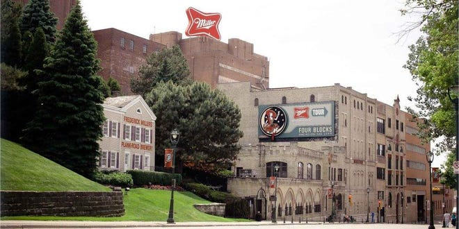 MillerCoors has started charging for its brewery tours.