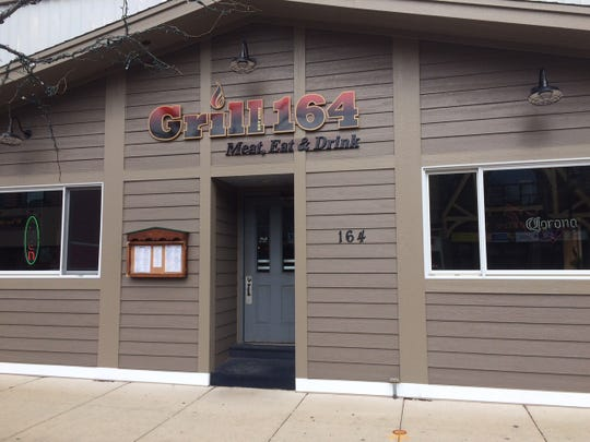 Grill 164 opened in September 2002 as Todd's Grill.