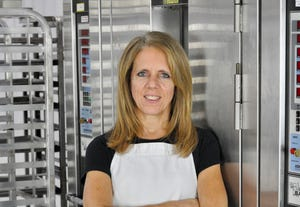 Sue Knutson doesn't have gluten sensitivity, nor does her family, but her business took off when she experimented with gluten-free foods.