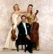 Trio Solisti will perform Nov. 29 at the Montgomery Museum of Fine Arts  for the Montgomery Chamber Music Organization.