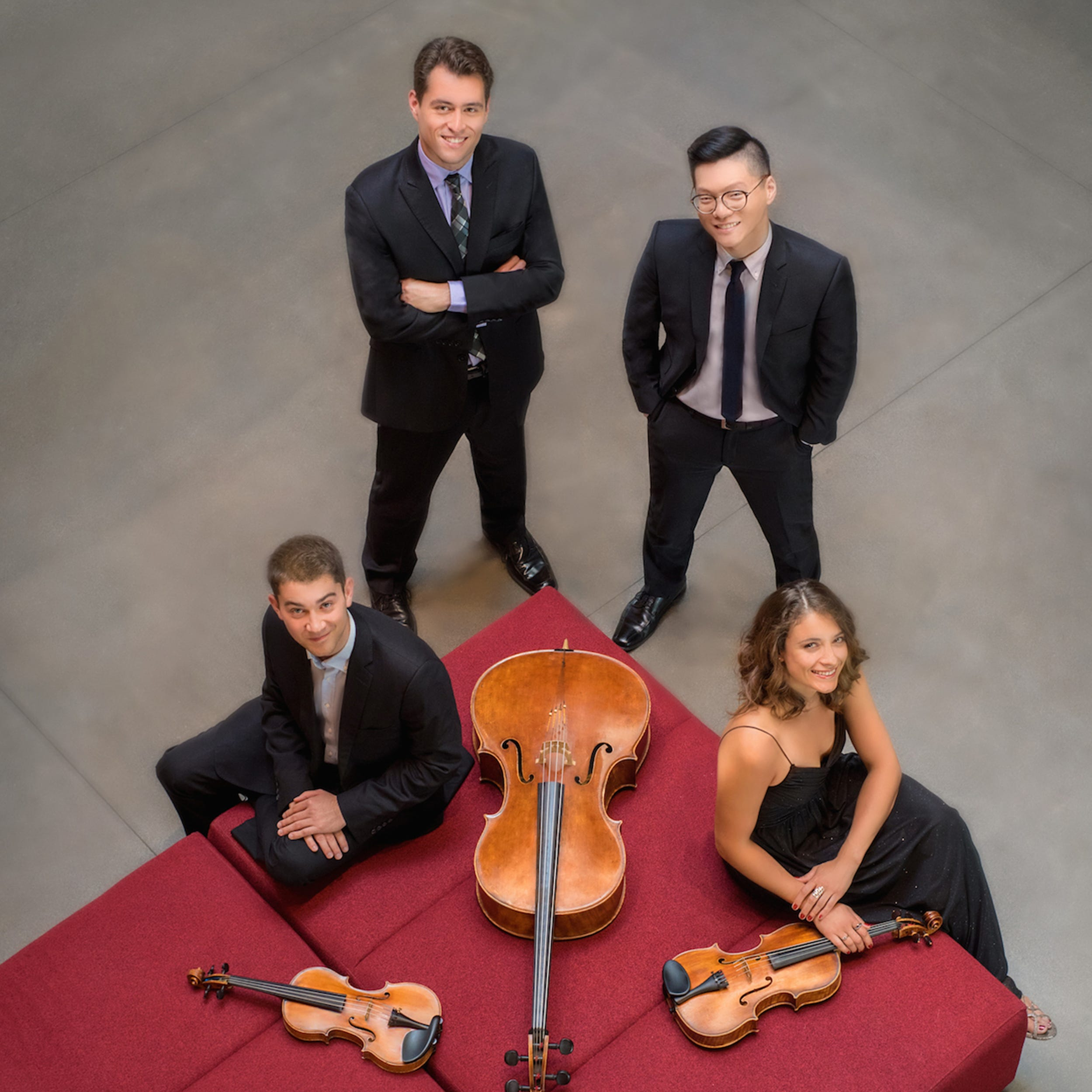 Dover Quartet to open chamber music season