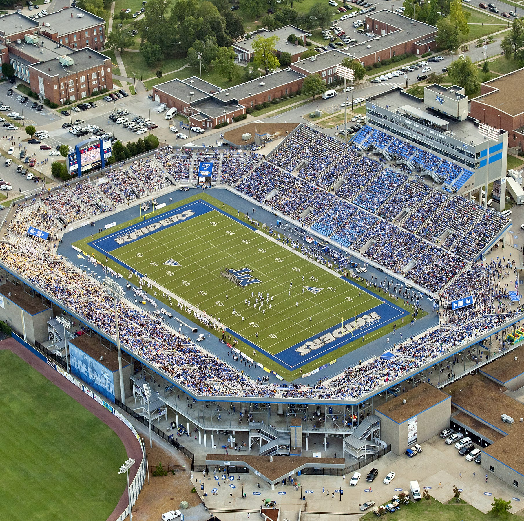 MTSU fails to draw 10,000 fans to any football game in 2018 season